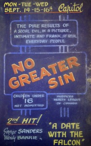 2013-5-4 - No Greater Sin Poster